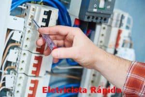 Eletricista 24 horas aqui em São Bernardo do Campo
