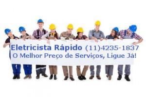 Eletricista no Baeta Neves em São Bernardo