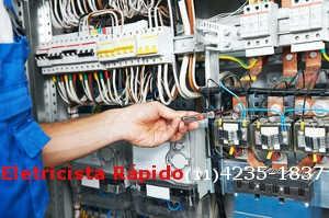 Eletricista de Instalação Elétrica